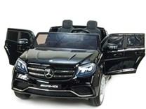 Dětské elektrické autíčko pro 2 děti , Mercedes GLS63 , náhon  4x4 , HL228.black