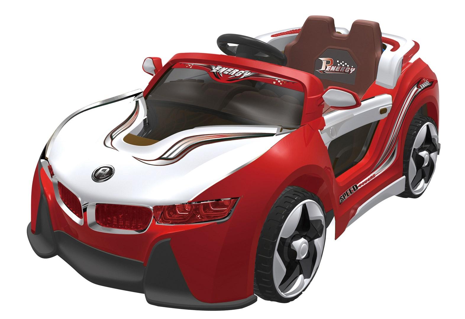 Dětské auto Nascar Vision s RC