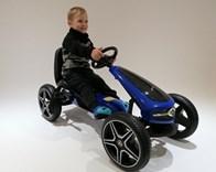 Dětský šlapací  Mercedes-Benz  Pedal Go-Kart