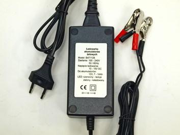 Nabíječka všech typů 12V baterií (kapacity 7 až 14Ah) BAT1128 poslední kus