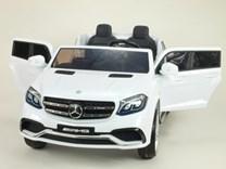 Dětské elektrické autíčko pro 2 děti , Mercedes GLS63 , náhon  4x4 , HL228.white