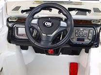Mohutný elektrický džíp styl H2 Extender LUX s 2,4G dálkovým ovládáním, EVA koly