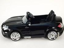 Dětské el.autíčko Mercedes-Benz Licenční + ZDARMA náhradní díly černá