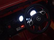 Dětské elektrické autíčko Mercedes G63 AMG s 2.4G DO