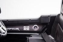 Dětský. elektrický pick-up Ford Raptor policejní pro 2 děti