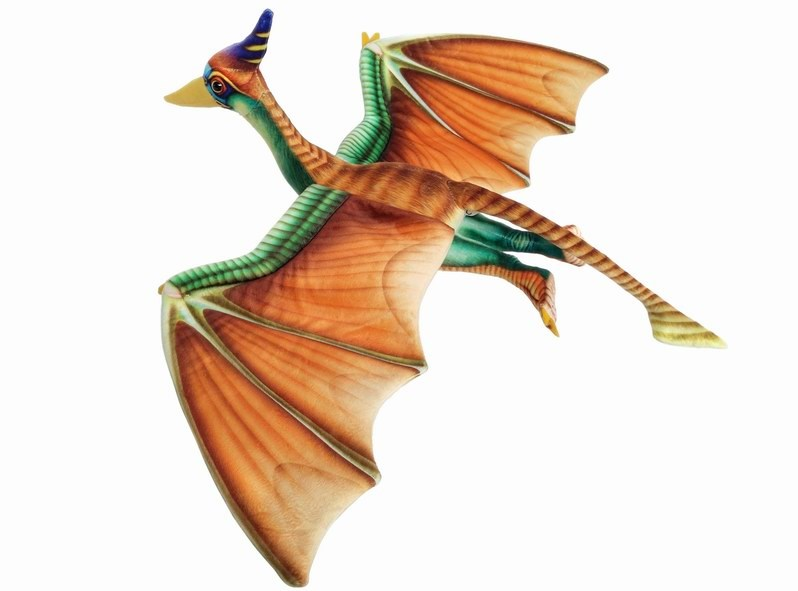 Plyšový dinosaurus Pterosaurus - skladem od 17.2.2018