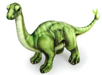 Plyšový Shunosaurus zelený