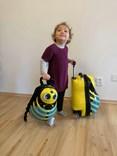 Dětský kufr s batohem značky  T-Class