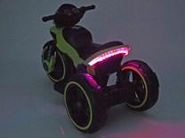 Dětská elektrická motorka VELKÁ 101cm