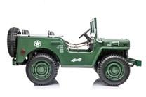 Dětský vojenský mini Jeep  Willys