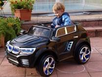 Dětské elektrické autíčko Superdžíp s DO
