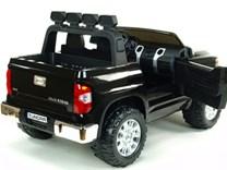 Dětské elektrické auto Toyota Tundra 24V s 2.4G DO, pro 2 děti JJ2255 černá