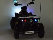 Dětská elektrická čtyřřkolka DONGMA