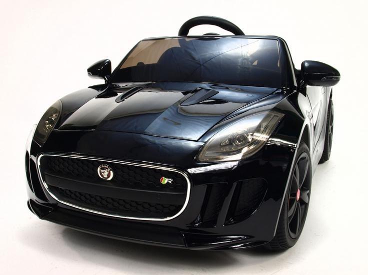 Dětské el auto Jaguar F type/R, s 2.4G DO