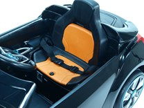 Dětské el. auto BMW I8 Concept modrá.