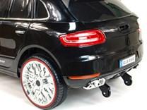Dětské elektrické autíčko SUV Kajene Sport NEW s 2.4G DO černá