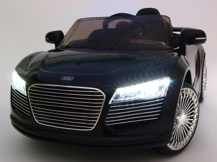 Dětské el. auto Luxurycar s DO