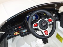 Dětské elektrické autíčko SUV Kajene Sport NEW s 2.4G DO - QLS8588.white
