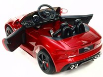 Dětské el auto Jaguar F type/R