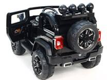 Dětský elektrický džíp Reback s 2.4G DO - JJ235A.black