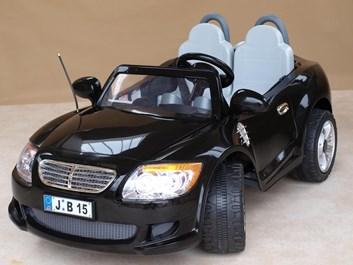 Dětské autíčko pro 2 děti s DO + FM - SLOŽENÁ