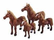 Plyšový kůň - velikost L