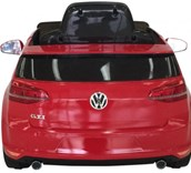 Dětské elektrické autíčko licenční VW Golf GTI SLOŽENÁ