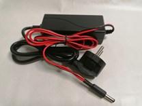 Adapter pro nabíjení dětských elektrických vozítek 24 V/800mA  s Jackem a kontrolkou