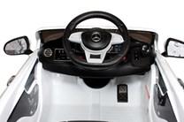 Dětské el. autíčko licenční Mercedes Benz S63 AMG  HL169.white