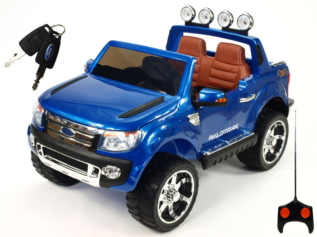 Licenční džíp Ford Ranger LUX s DO - 9946lux.blue