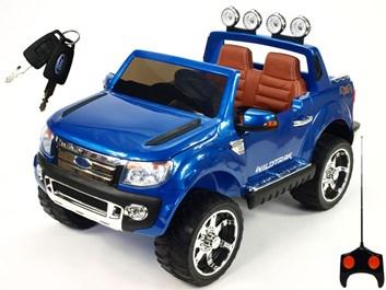 Licenční džíp Ford Ranger LUX s DO modrá