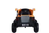 Dětské elektrické  autíčko Těžkotonážní  nákladní  DUMPER  s 2,4G dálkovým ovladačem