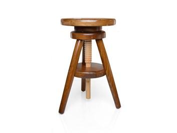 Klavírová židle PIANIN, nátěr dub
