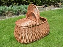 Proutěný košík PIKNIK
