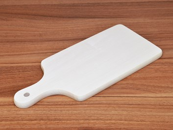 Bukové prkénko s držadlem II. - 32,5 x 13,5 cm