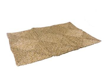 Rohož na podlahu - kostky - 90 x 120 cm