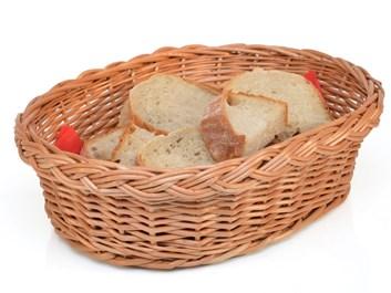 Proutěná ošatka na chléb III.