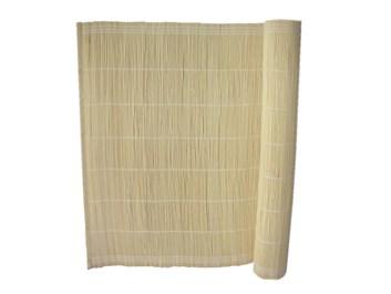 Bambusová rohož na stěnu