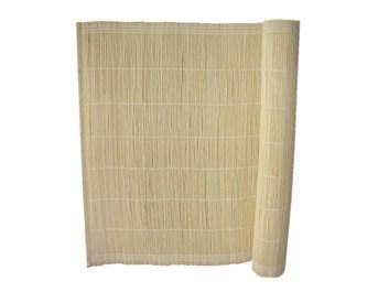 Bambusová rohož na stěnu, šířka 90 cm