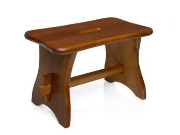 """Dřevěná stolička """"DOJIČKA"""" dub"""