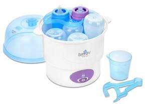 Sterilizace kojeneckých lahví