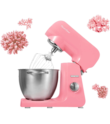 Pastels kuchyňské roboty