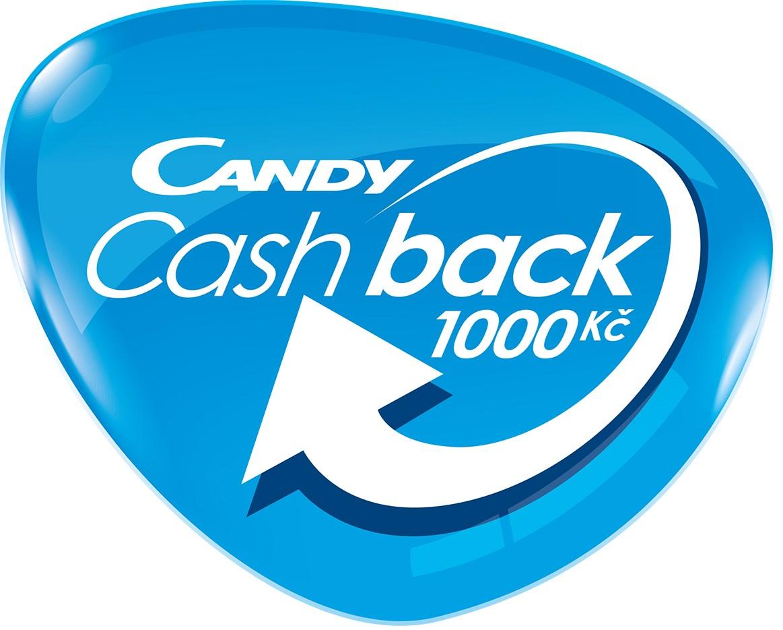 Candy CashBack -  Získejte až 1 000 zpět!