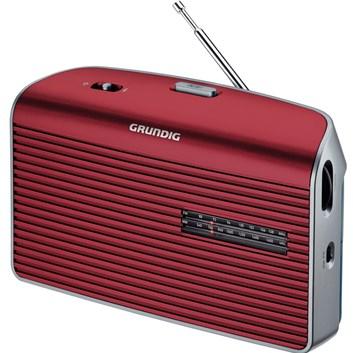 GRUNDIG MUSIC 60 Red