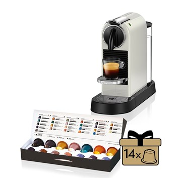DeLonghi CitiZ EN 167.W Nespresso