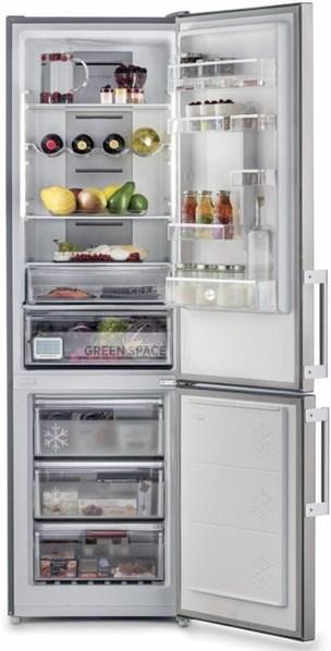 HOOVER HMNV 6204XH WIFI lednice s mrazákem