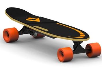 INMOTION K1 elektrický skateboard