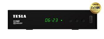 TESLA VISTA T2 DVB-T2 HEVC přijímač/rekordér