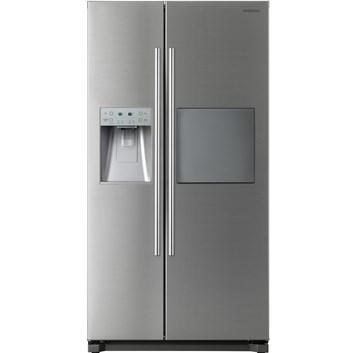 DAEWOO FRN Q37F2S SBS A+ BAR+LED americká chladnička