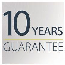 WHIRLPOOL 10 let záruka na motor / kompresor